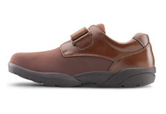 Brian-X Men's Extra Depth Shoe in Black or Brown