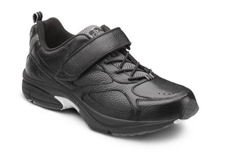 Winner-X Men's Therapeutic Extra Depth Shoe in Black or White