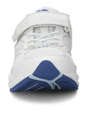 Victory, Women's Dual Closure Athletic Shoe in Blue, Pink, or White