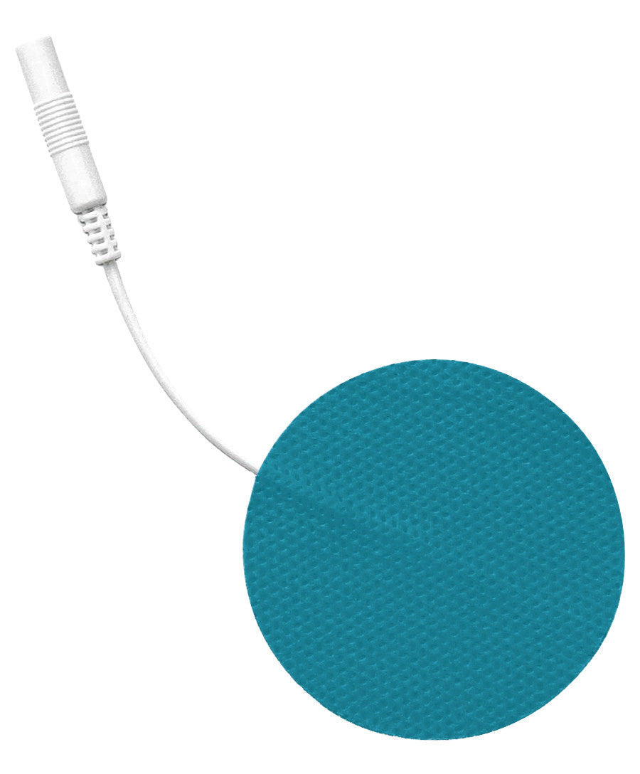 2 inch round cloth electrode