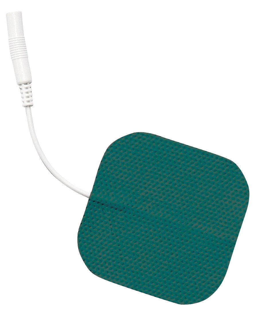 "2.0"" X 2.0"" Square Etrode Cloth Electrodes - 20 pack"