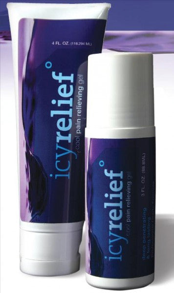 ICYRelief Topical Pain Relief Formula