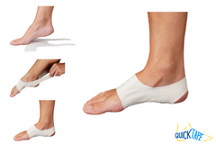 Trial Pack QUICK TAPE®: The Most Effective Plantar Fasciitis Foot Support Solution