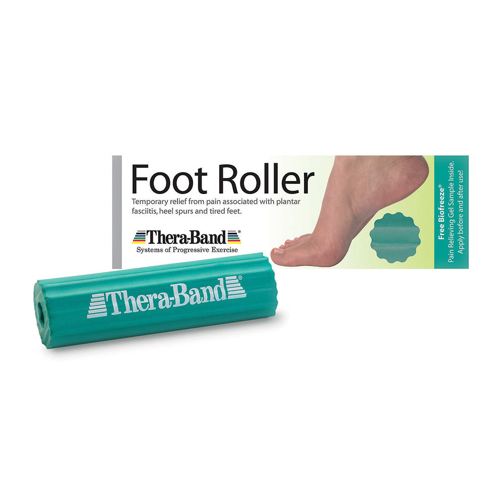 Rubber Foot Massage Roller