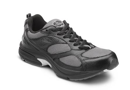 Endurance +, Men's Athletic Trainer with Lace Closure in Black
