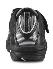 Winner (formerly known as Champion), Men's Athletic Strap Closure Trainer in Black or White
