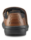 Douglas, Casual Men's Shoe In Black or Chestnut
