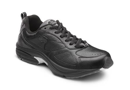 Winner Plus (formerly Champion), Men's Athletic Lace-up Trainer in Black or White