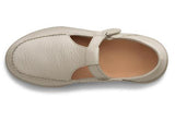 Lulu, Women's velcro closure with good looks in Black, Chestnut or Beige