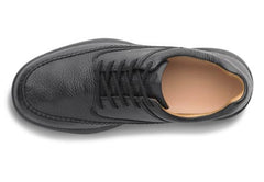 Stallion, Men's Lightweight Casual Lace-up Shoe in Black or Brown