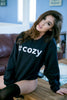 #Cozy Sweatshirt