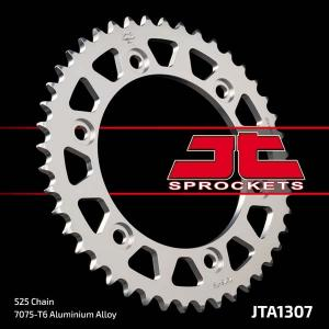 JTA 1307 Alloy Rear Sprocket