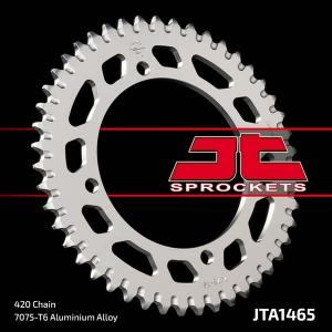 JTA 1465 Alloy Rear Sprocket