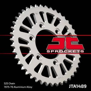 JTA 1489 Alloy Rear Sprocket