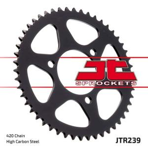 JTR 239 Rear Sprocket
