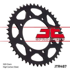 JTR 487 Rear Sprocket