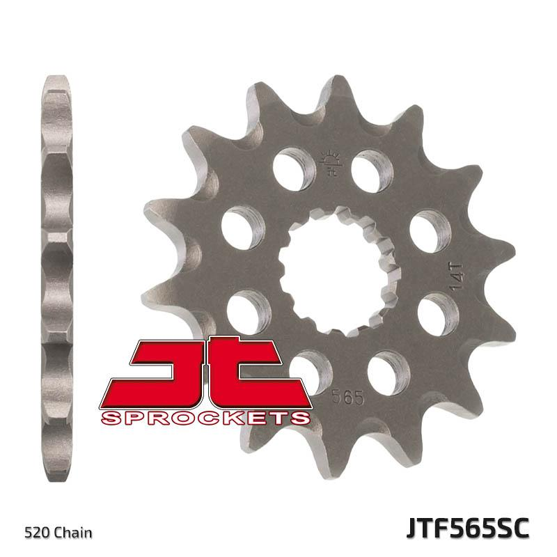JTF 565 Self Cleaning Front Sprocket