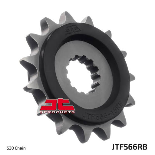 JTF 566 Rubber Cushioned Front Sprocket