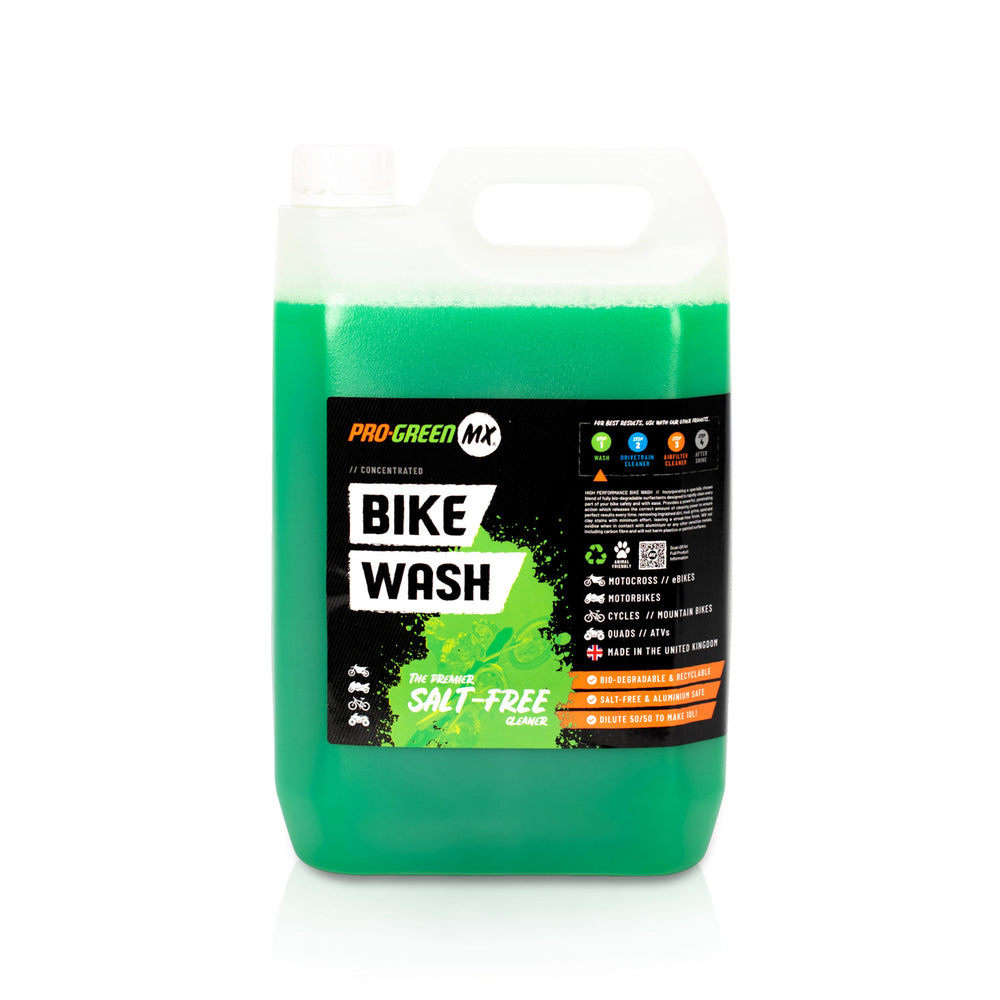 Pro-GreenMX 5ltr Concentrated Motorcycle Wash