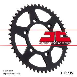 JTR 735 Rear Sprocket