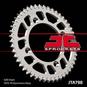 JTA 798 Alloy Rear Sprocket