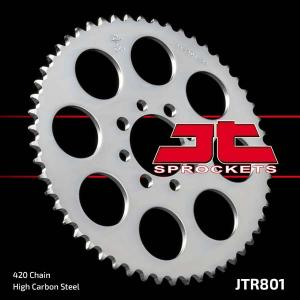 JTR 801 Rear Sprocket