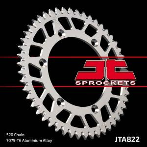 JTA 822 Alloy Rear Sprocket