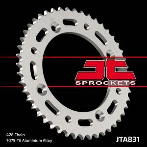 JTA 831 Alloy Rear Sprocket