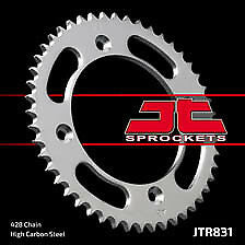 JTR 831 Rear Sprocket