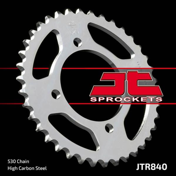 JTR 840 Rear Sprocket