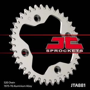 JTA 881 Alloy Rear Sprocket