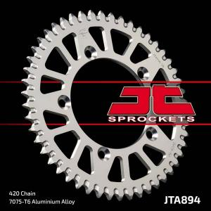 JTA 894 Alloy Rear Sprocket