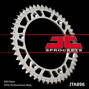 JTA 896 Alloy Rear Sprocket