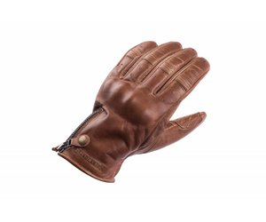 'LEGENDARY' Leather Gloves (Cognac)