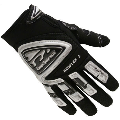 Neo Flex Black Gloves