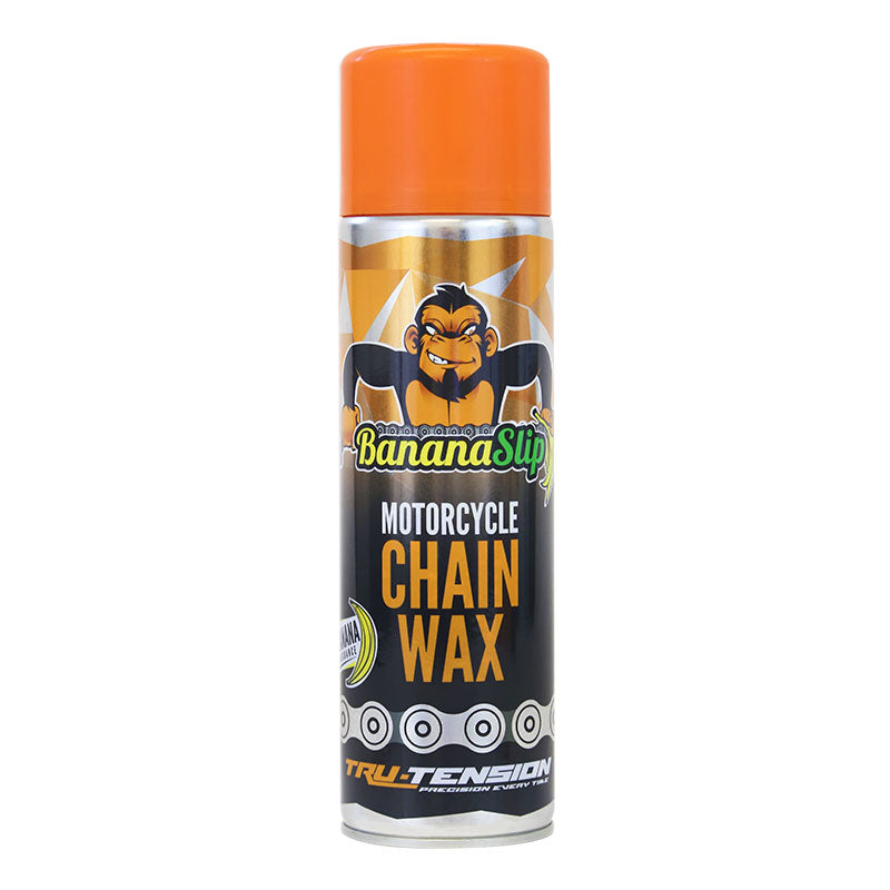 500ML BANANA SLIP CHAIN WAX AEROSOLS