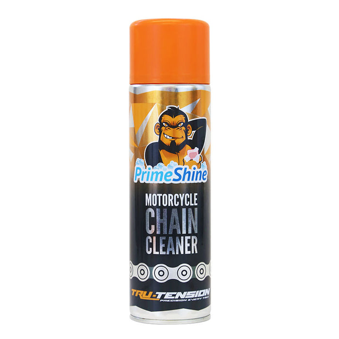500ML PRIMESHINE CHAIN CLEANER AEROSOLS