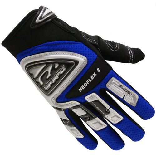 Neo Flex Blue Gloves