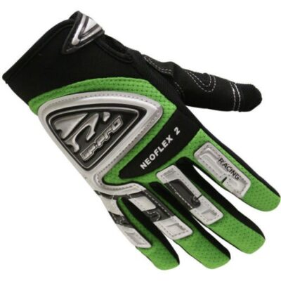 Neo Flex Green Gloves