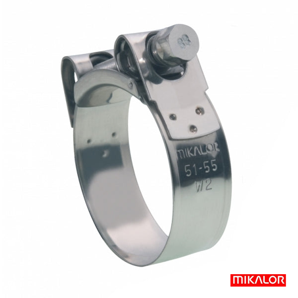 Mikalor Exhaust Clamps (Various Sizes)