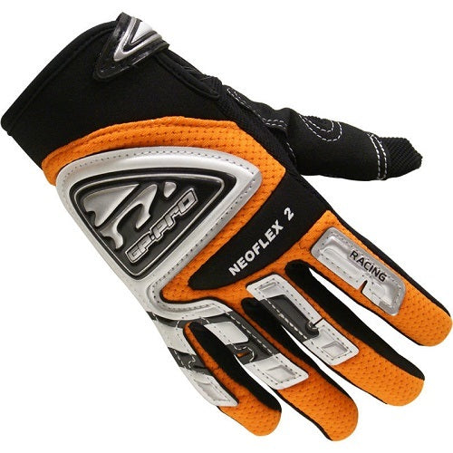 Neo Flex Orange Gloves