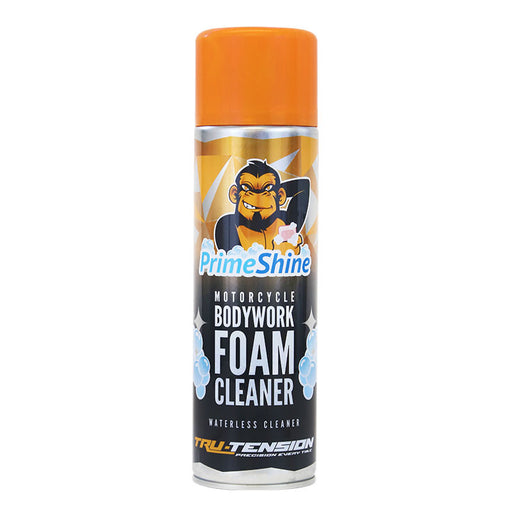 500ML PRIMESHINE BODYWORK FOAM CLEANER AEROSOLS