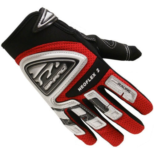 Neo Flex Red Gloves