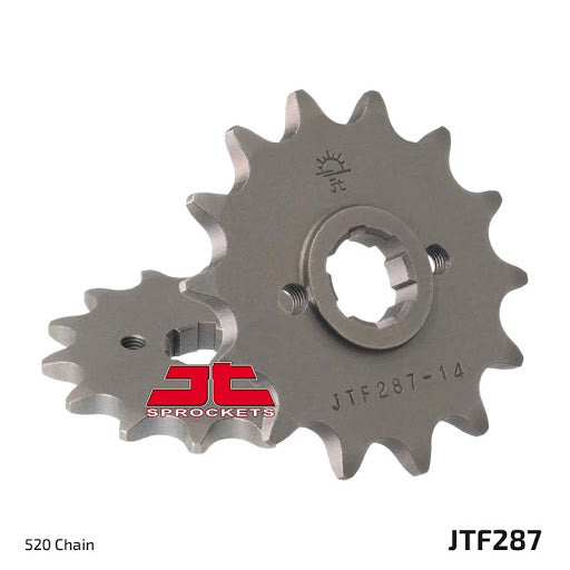 JFT 287 Front Sprocket