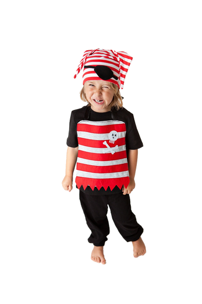 Patch the Pirate Baby Carrier Costume