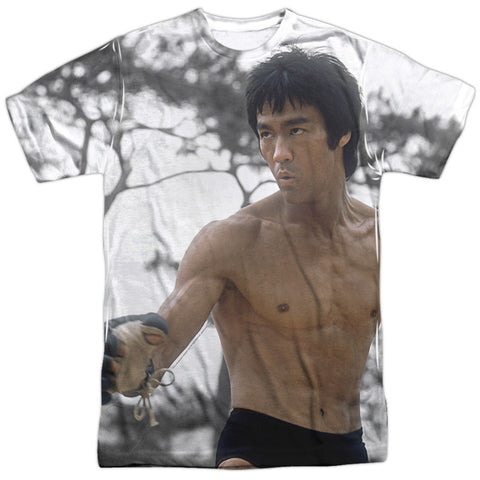 Bruce Lee Battle Ready