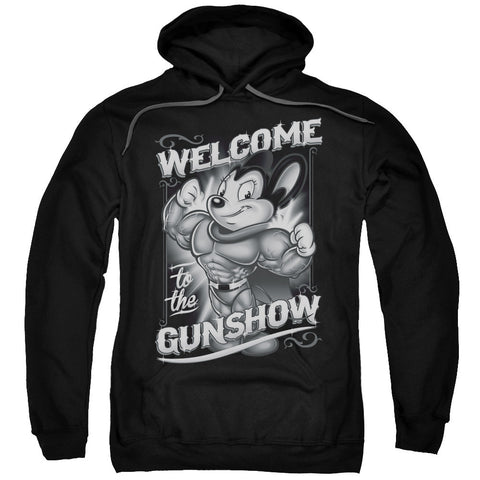 Mighty Mouse Mighty Gunshow Black