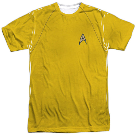 Star Trek Tos Command Costume White
