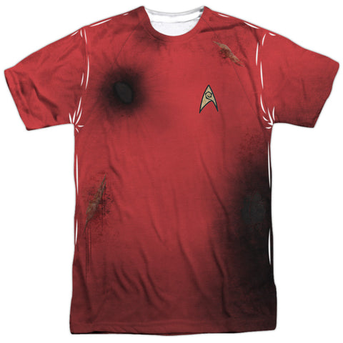Star Trek Tos Dead Red White