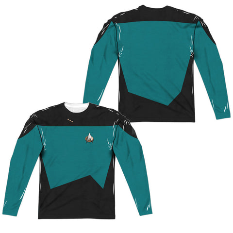 Star Trek/The Next Generation Science Costume